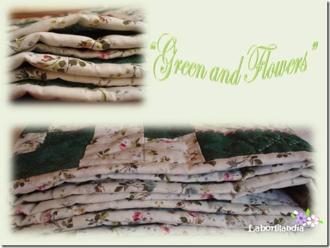 """""""Green and Flowers"""""""